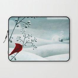 Cardinal by Friztin Laptop Sleeve
