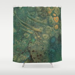 Hunted Shower Curtain