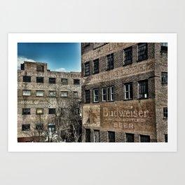 Old Industry Art Print