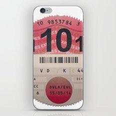 Very Taxing iPhone & iPod Skin