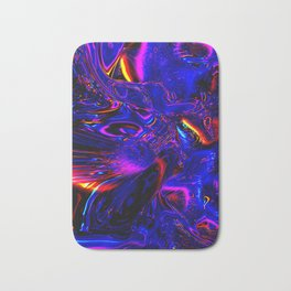 Psych Waves Bath Mat