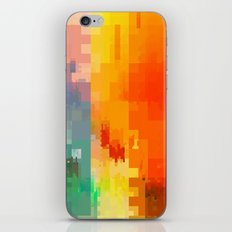 DIGITAL GLITCH 3 iPhone & iPod Skin