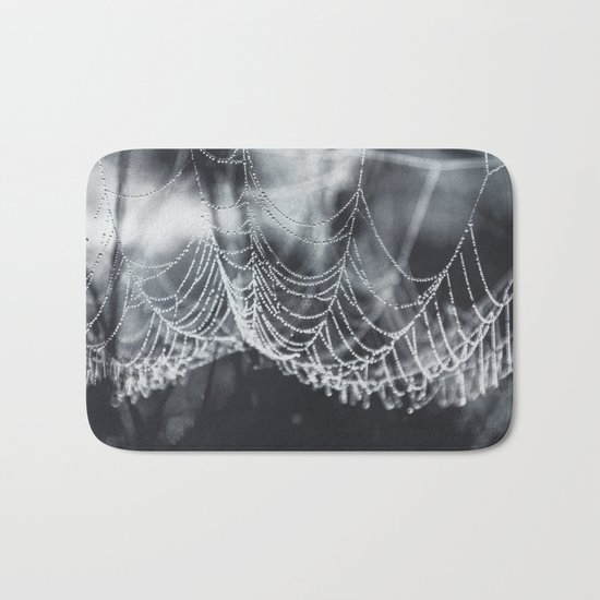 the weight of water Bath Mat