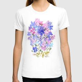 Beautiful Blues T-shirt