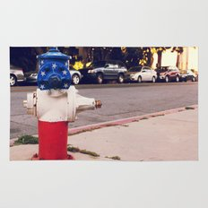 Hydrant National ∫ Living Los Angeles Rug