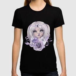 Lavender Grey - Sugar Sweeties - Sheena Pike Art & Illustration T-shirt