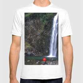 Franklin Falls 2 T-shirt