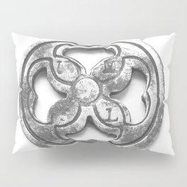 antique and unique key I Pillow Sham