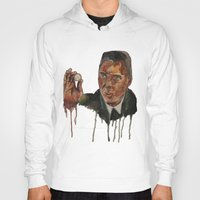 christopher walken Hoodies featuring Christopher Walken as Captain Koons by rusto