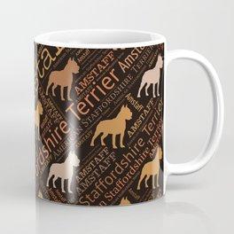 American Staffordshire Terrier - Amstaff Coffee Mug