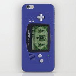 Classic Gameboy Zelda Link iPhone Skin
