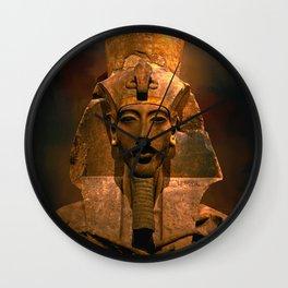 Akhenaten Wall Clock