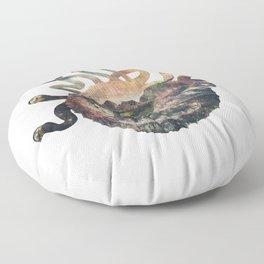 Beholder Floor Pillow