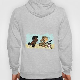 Race For Your Life!! Hoody