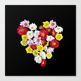 Bunch of Love Canvas Print