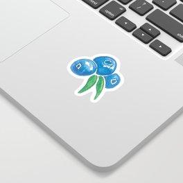 Why So Blueberry? Sticker