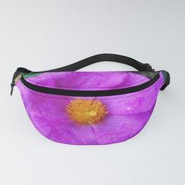 Purple flower 12 Fanny Pack