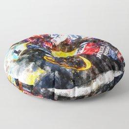 Mick Doohan Floor Pillow