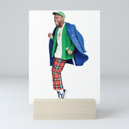 Tyler The Creator Mini Art Print
