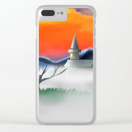 It all Starts with the Fog Clear iPhone Case