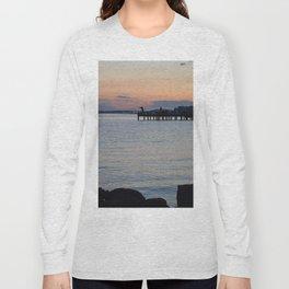 Seaside Fisherman Long Sleeve T-shirt