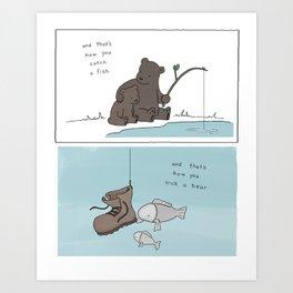 Dads   Art Print