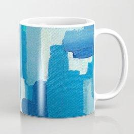 basketweaving underwater Coffee Mug