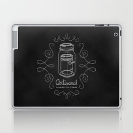 Artisanal Mason Jar Laptop & iPad Skin