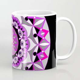 My Love Mandhala | Secret Geometry | Energy Symbols Coffee Mug