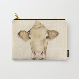 Cute cow Carry-All Pouch