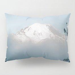 Mount Rainier VIII Pillow Sham