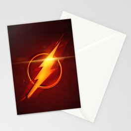 The Flash Movie Poster Stationery Cards