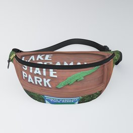Visit A State Park Fanny Pack