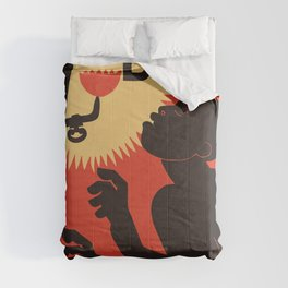 Retro The Weary Blues (music) Comforters