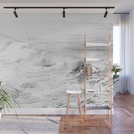 Pacific Ocean from Manhattan Beach Wall Mural