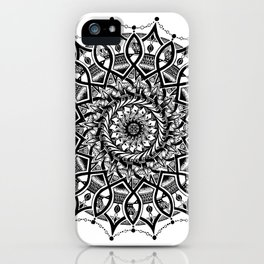 Madala 5 iPhone Case