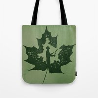 A New Leaf Tote Bag