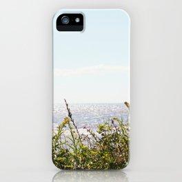 The Ocean Calls (Summer) iPhone Case