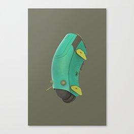 Gary the Taser Fish Canvas Print