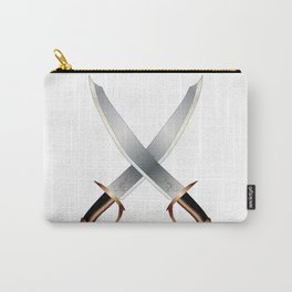Crossed Cutlasses Carry-All Pouch
