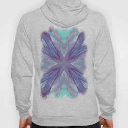 Watercolor Abstract Hoody