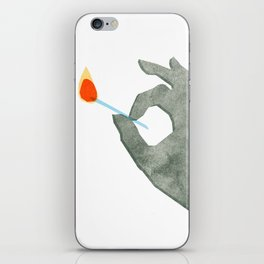 Match iPhone Skin