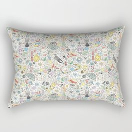 Ghibli Love Rectangular Pillow