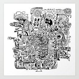 Graviola III Art Print