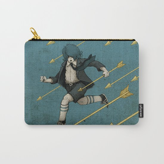 Run. Carry-All Pouch