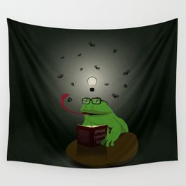 Optimal foraging Wall Tapestry
