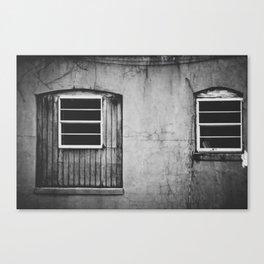 windows. Canvas Print