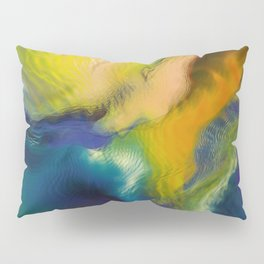 Abstract Composition 299 Pillow Sham