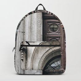 No. 35 Door Backpack