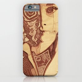 You Don't Know Where I've Been iPhone Case
